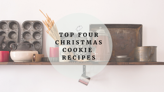 Top Christmas Cookie Recipes