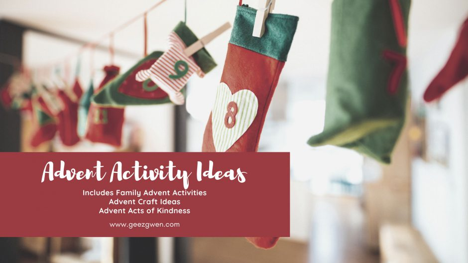 Advent Activity for Families