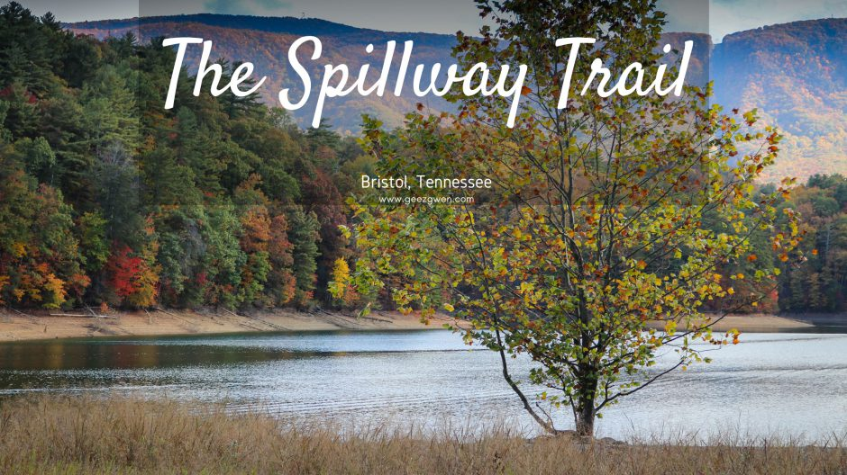 The Spillway Trail in Bristol Tennessee