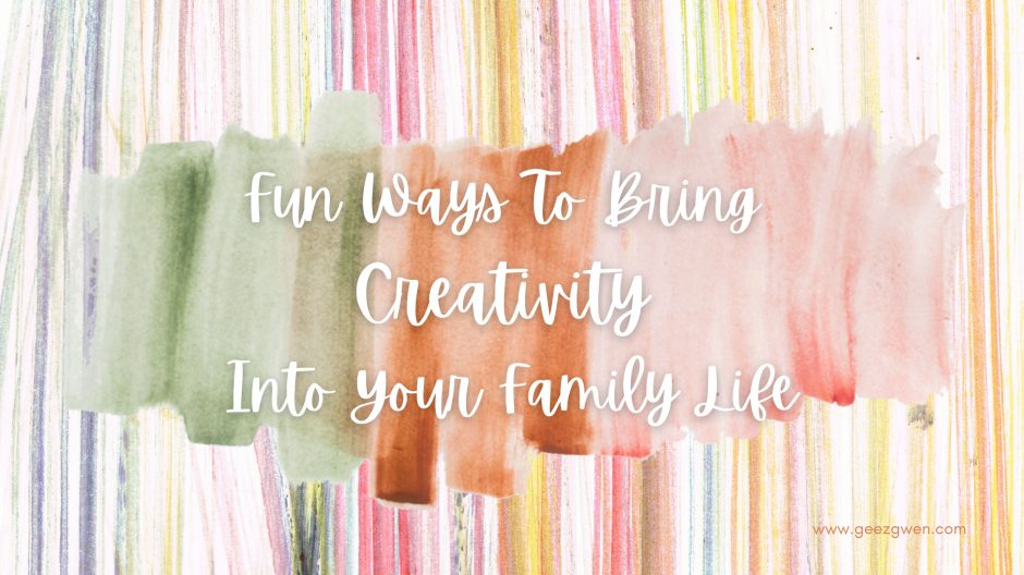 Family Crafts - Fun Family Art Projects