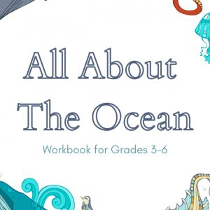 Printable Ocean Workbook for Homeschoolers