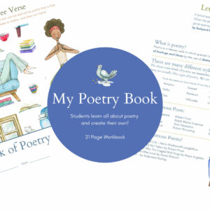 Poetry Workbook for Homeschool Students