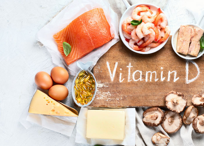 Foods That Offer Vitamin D