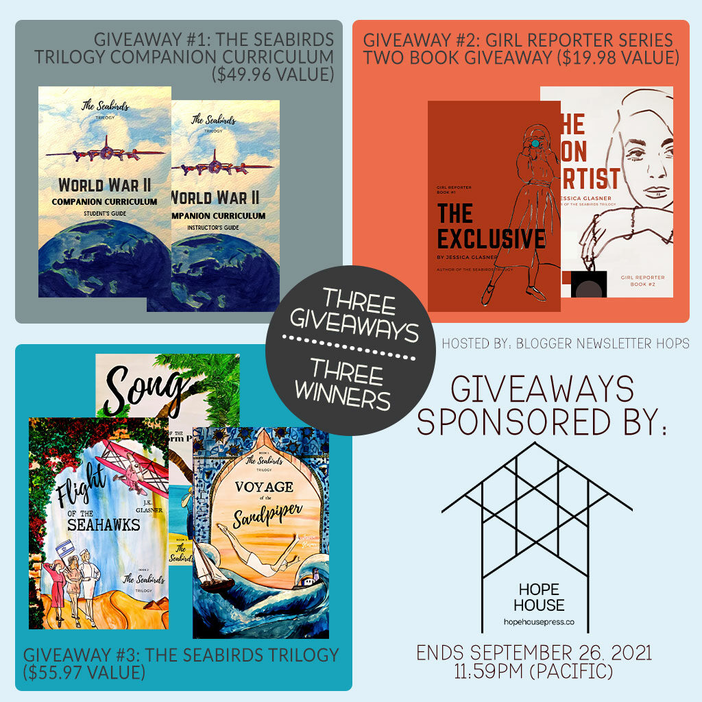 Hope House Press Giveaway